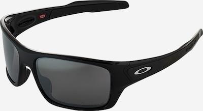 OAKLEY Lunettes de soleil sport 'TURBINE' en noir, Vue avec produit