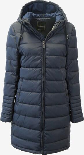 DreiMaster Klassik Manteau d'hiver en marine, Vue avec produit