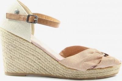 Fritzi aus Preußen Sandals & High-Heeled Sandals in 41 in Nude / Wool white, Item view