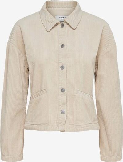 JACQUELINE de YONG Jacke in beige, Produktansicht