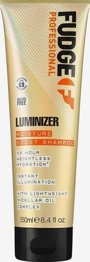 Fudge Shampoo 'Luminizer Moisture Boost' in transparent, Produktansicht