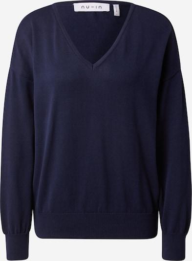NU-IN Sweatshirt in navy, Produktansicht