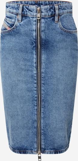 DIESEL Rock in blue denim, Produktansicht