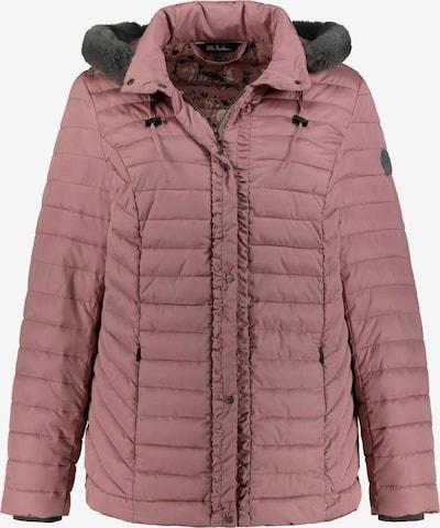 Ulla Popken Kurtka zimowa w kolorze jagodam, Podgląd produktu