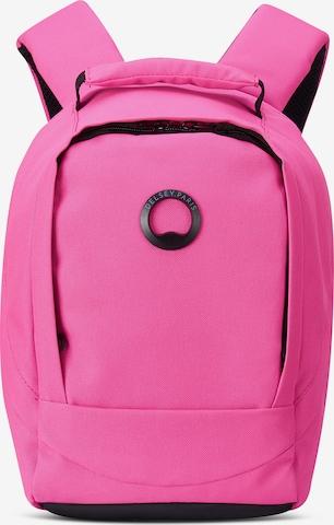 DELSEY Rucksack 'Securban' in Pink