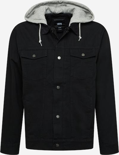 VANS Prijelazna jakna 'EDICT' u siva melange / crna, Pregled proizvoda