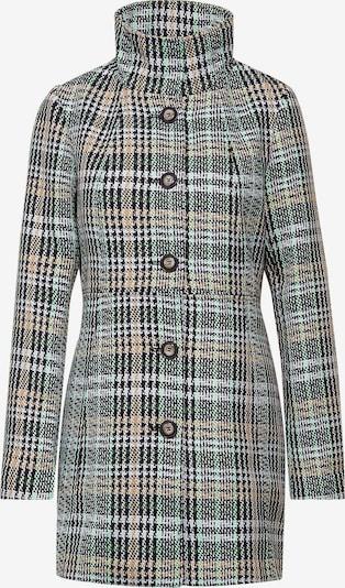STREET ONE Přechodný kabát - písková / tmavě modrá / mátová / tmavě zelená / bílá, Produkt