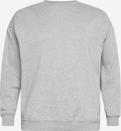 Urban Classics Big & Tall Majica | pegasto siva barva, Prikaz izdelka