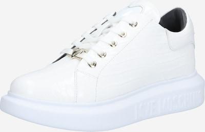 Love Moschino Sneaker in weiß, Produktansicht