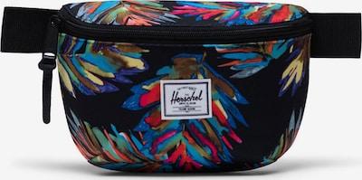 Herschel Riñonera 'Fourteen' en azul real / lila oscuro / naranja / pitaya / negro, Vista del producto