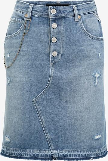REPLAY Jeansrock in blau, Produktansicht