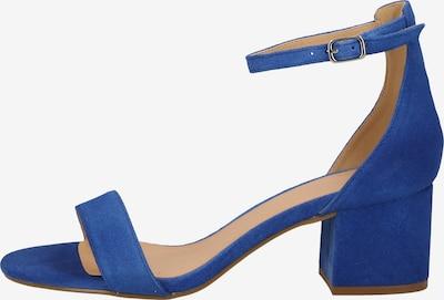 SPM Sandalen met riem in de kleur Blauw, Productweergave