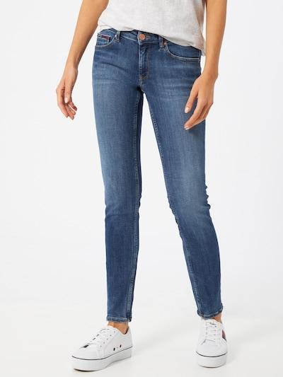 Tommy Jeans Jeans 'Sophie' in blau, Modelansicht