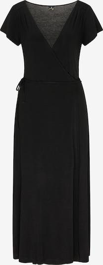 DreiMaster Klassik Zomerjurk in de kleur Zwart, Productweergave