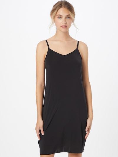 SAINT TROPEZ Summer Dress 'Nena' in Black, View model