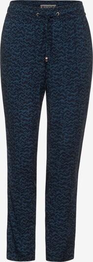 CECIL Byxa 'Chelsea' i marinblå / kobaltblå / nattblå, Produktvy