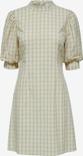 SELECTED FEMME Kleid 'Polly' in beige / schwarz, Produktansicht