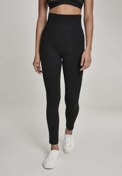 Urban Classics Leggings in black, View model