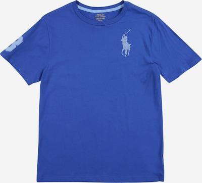 POLO RALPH LAUREN Shirt in de kleur Lichtblauw / Donkerblauw, Productweergave