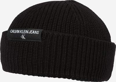 Calvin Klein Jeans Gorra 'DOCKER' en negro, Vista del producto