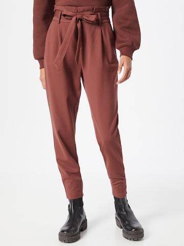 Pantalon 'POPTRASH YO EASY' ONLY en rouge