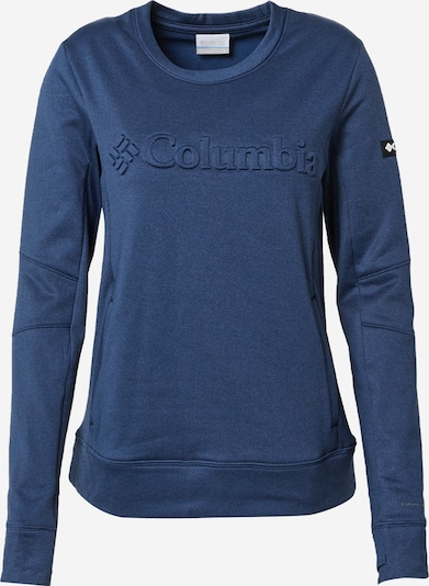 COLUMBIA Sweatshirt 'Windgates Tech' in blau, Produktansicht