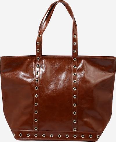 """Vanessa Bruno """"Shopper"""" tipa soma, krāsa - brūns, Preces skats"""
