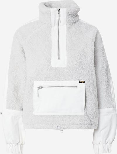 WRANGLER Chaqueta de entretiempo 'Sherpa' en gris / blanco, Vista del producto