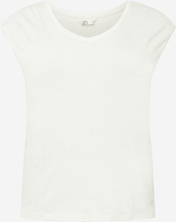 Z-One T-Shirt 'Luxe' in Weiß