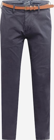 Petrol Industries Pantalon chino en bleu nuit, Vue avec produit