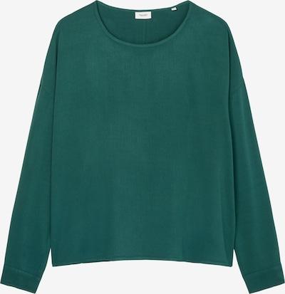 Marc O'Polo DENIM Blusenshirt in grün, Produktansicht