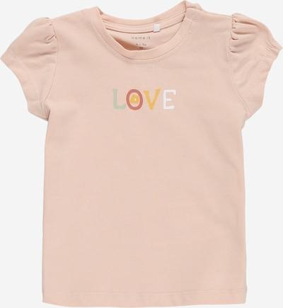 NAME IT Тениска 'JESSICA' в пъстро / праскова, Преглед на продукта