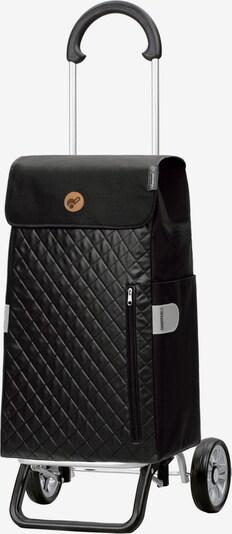 Andersen Shopper Einkaufstrolley 'Mari' in schwarz, Produktansicht