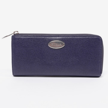 FURLA Small Leather Goods in One size in Blue
