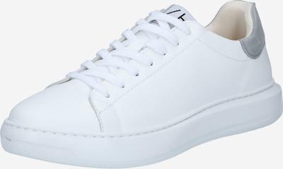 SELECTED HOMME Ниски сникърси 'OLIVER' в сиво / бяло, Преглед на продукта