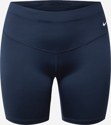 NIKE Workout Pants in Blue