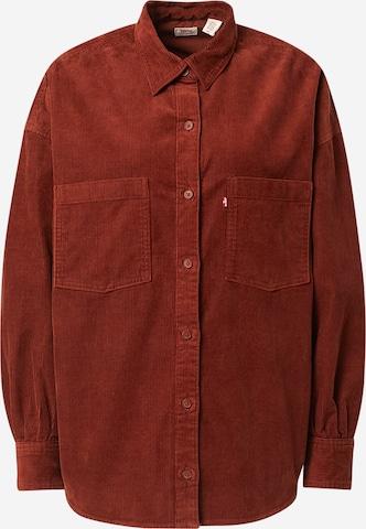 Bluză 'ELLIOT' de la LEVI'S pe roșu