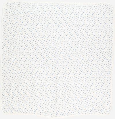 PETIT BATEAU Babydecke in himmelblau / weiß, Produktansicht