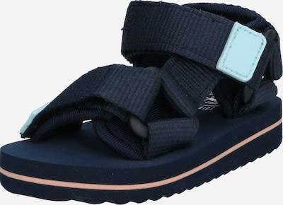 tengerészkék MANGO KIDS Nyitott cipők 'BALEB', Termék nézet