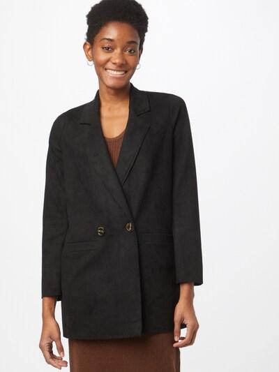 fekete VERO MODA Átmeneti kabátok, Modell nézet