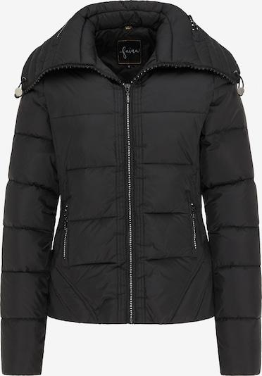 faina Chaqueta de invierno en negro, Vista del producto