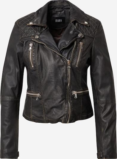 Ibana Jacke 'BROWSER' in schwarz, Produktansicht