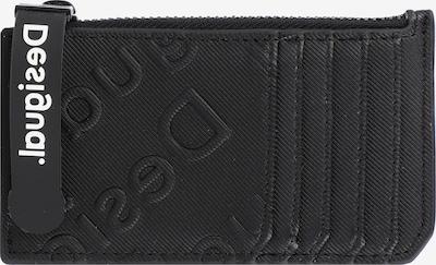 Desigual Kartenetui 'Colorama' in schwarz / weiß, Produktansicht