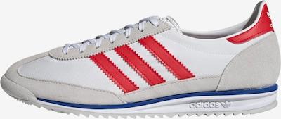 szürke / piros / fehér ADIDAS ORIGINALS Rövid szárú edzőcipők 'SL 72', Termék nézet
