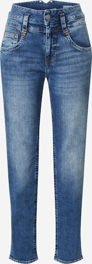 Jeans Herrlicher di colore blu denim, Visualizzazione prodotti