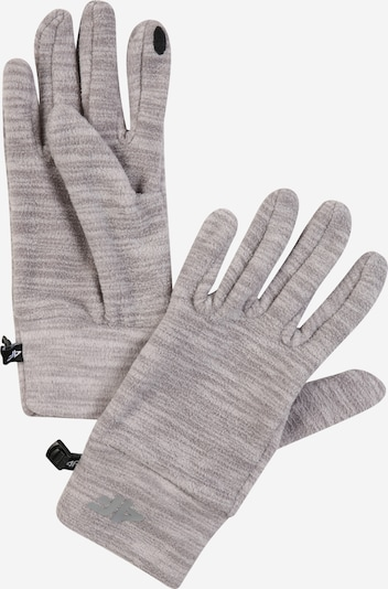 Mănuși sport 4F pe gri amestecat, Vizualizare produs