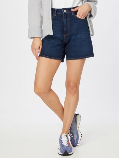 ARMEDANGELS Jeans 'SILVAA' in dunkelblau, Modelansicht