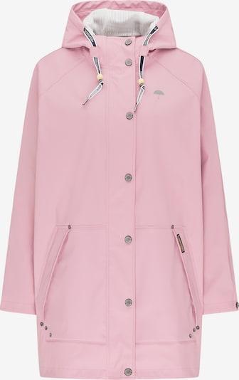 Schmuddelwedda Parka in pink / weiß, Produktansicht