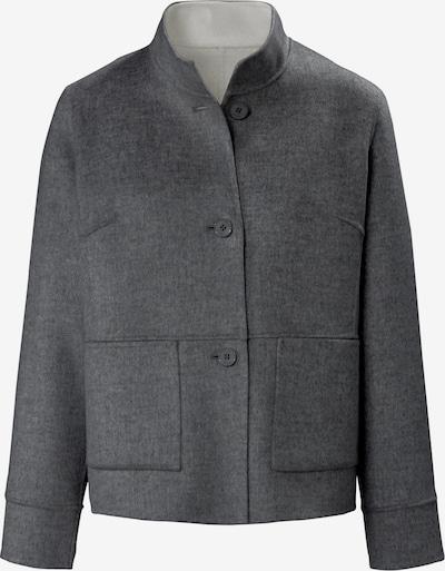 Basler Jacke in dunkelgrau, Produktansicht