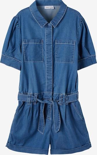NAME IT Kombinezons 'Batas', krāsa - zils džinss: Priekšējais skats